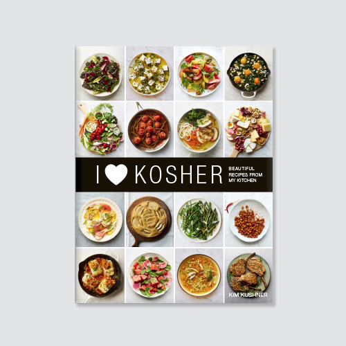 Kim Kushner Kosher Cooking Redefined